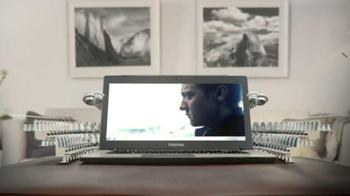 Toshiba Ultrabook TV Spot, 'The Bourne Legacy' - Thumbnail 4