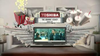 Toshiba Ultrabook TV Spot, 'The Bourne Legacy' - Thumbnail 5
