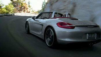Porsche TV Spot For Porsche Boxster - Thumbnail 10