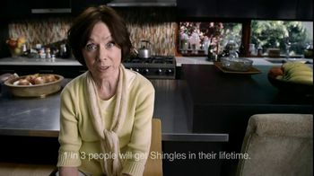 Merck & Company TV Spot For Shingles Information Featuring Cindie Haney - Thumbnail 5