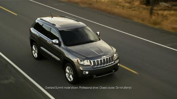 Jeep TV Spot For Grand Cherokee with Adaptive Cruise Control - Thumbnail 2