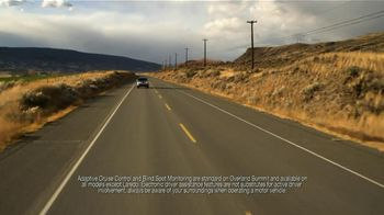 Jeep TV Spot For Grand Cherokee with Adaptive Cruise Control - Thumbnail 4