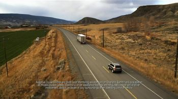 Jeep TV Spot For Grand Cherokee with Adaptive Cruise Control - Thumbnail 5