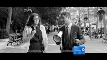 Chase Freedom TV Spot, 'Cash-Back Money Booth' - Thumbnail 9
