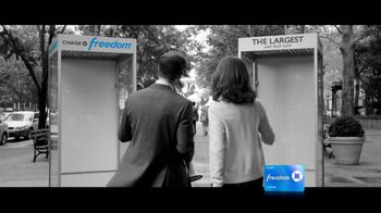 Chase Freedom TV Spot, 'Cash-Back Money Booth' - Thumbnail 2