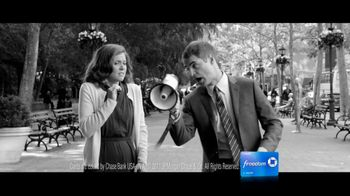 Chase Freedom TV Spot, 'Cash-Back Money Booth' - Thumbnail 8