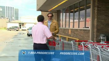 Progressive TV Spot, 'Grocery Store Discounts' Featuring The Messenger