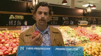 Progressive TV Spot, 'Grocery Store Discounts' Featuring The Messenger - Thumbnail 3