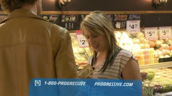 Progressive TV Spot, 'Grocery Store Discounts' Featuring The Messenger - Thumbnail 5