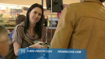 Progressive TV Spot, 'Grocery Store Discounts' Featuring The Messenger - Thumbnail 7