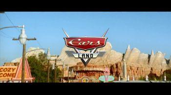 Disney California Adventure Theme Park TV Spot, 'Cars Land' - Thumbnail 6