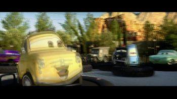 Disney California Adventure Theme Park TV Spot, 'Cars Land' - Thumbnail 2