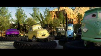 Disney California Adventure Theme Park TV Spot, 'Cars Land' - Thumbnail 3
