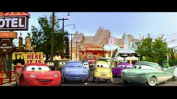 Disney California Adventure Theme Park TV Spot, 'Cars Land'