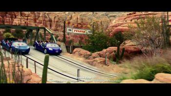Disney California Adventure Theme Park TV Spot, 'Cars Land' - Thumbnail 5