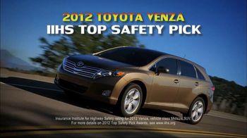 Toyota Summer Sales Drive TV Spot, '2012 Models' Song by Lindsey Buckingham - Thumbnail 2