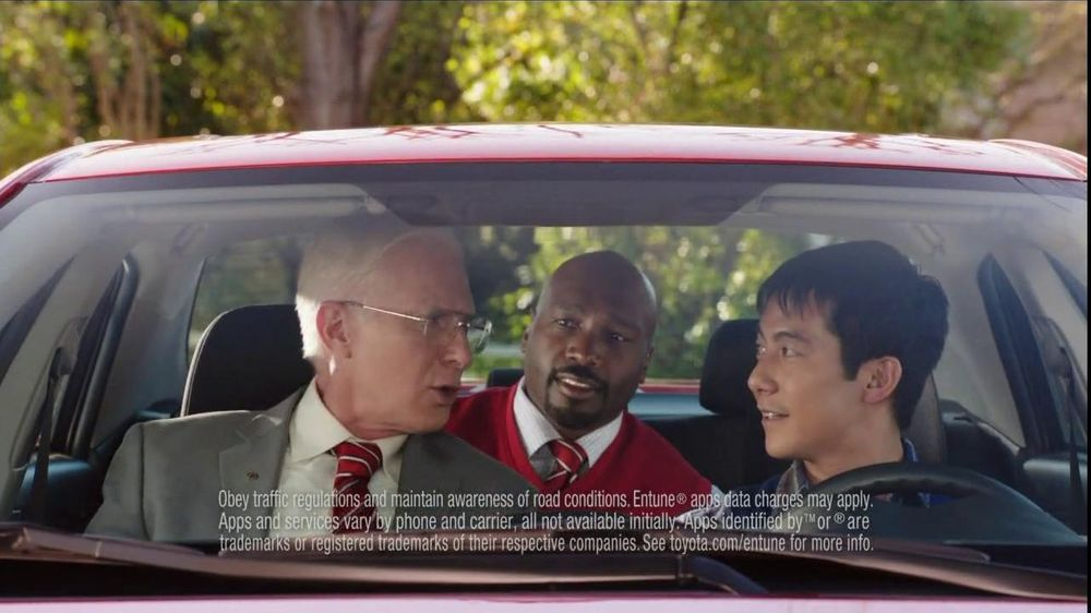 2012 Toyota Corolla TV Commercial, 'Commitment' Featuring Phil Reeves