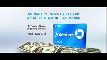 Chase Freedom TV Spot, 'Man in Freezer' - Thumbnail 10
