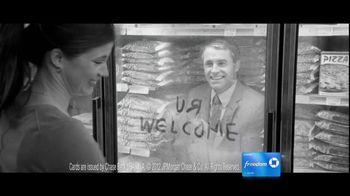 Chase Freedom TV Spot, 'Man in Freezer' - Thumbnail 8