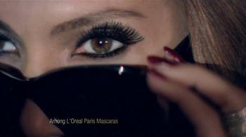 L'Oreal TV Voluminous Million Lashes TV Spot Featuring Jennifer Lopez