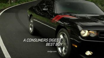 Dodge TV Spot For 2012 Challenger and Charger - Thumbnail 1