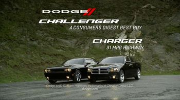 Dodge TV Spot For 2012 Challenger and Charger