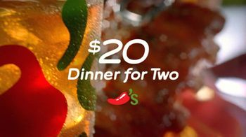 Chili's TV Spot For $20 Dinner for Two
