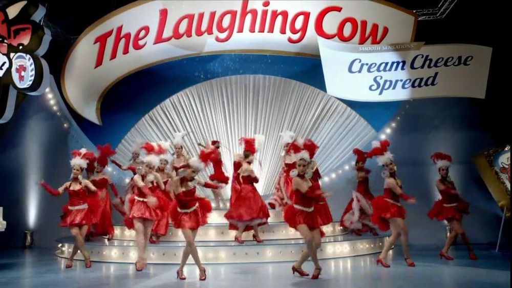 The Laughing Cow TV Commercial For Cream Cheese