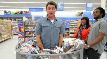 Walmart Disc To Digital TV Spot