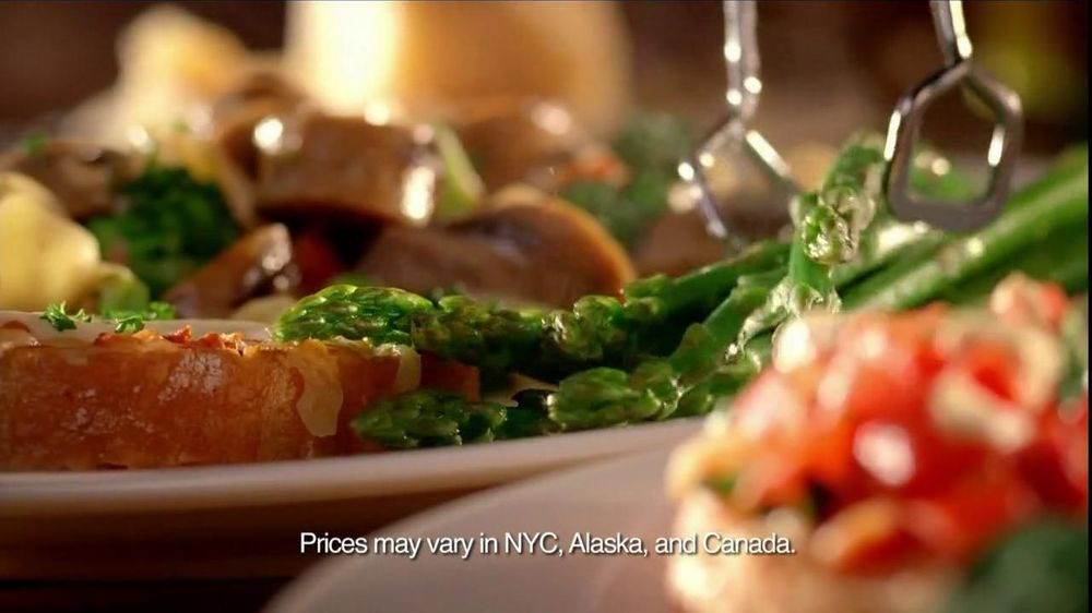Olive Garden TV Commercial For Taste Of Tuscany