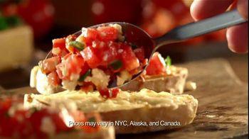 Olive Garden Taste of Tuscany TV Spot, 'Fresh and Savory' - Thumbnail 7