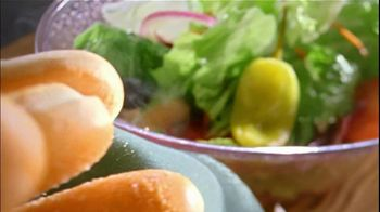 Olive Garden Taste of Tuscany TV Spot, 'Fresh and Savory' - Thumbnail 9