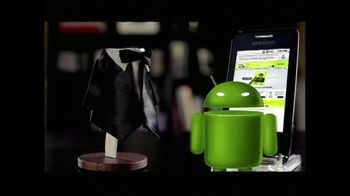 Straight Talk Wireless TV Spot For Andrew Android Butler - Thumbnail 3