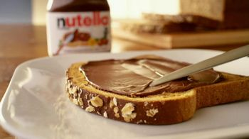 Nutella TV Spot, 'Breakfast They'll Want to Eat' - Thumbnail 4