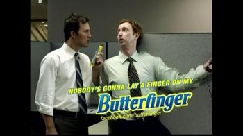 Butterfinger TV Spot, \'Stapled\'