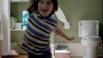 Angel Soft TV Spot For 70% More Sheets