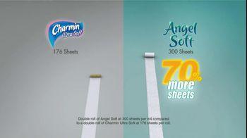 Angel Soft TV Spot For 70% More Sheets - Thumbnail 6