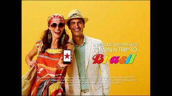 Macy's TV Spot For Summer Sale Trip to Brazil