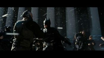 The Dark Knight Rises - 278 commercial airings