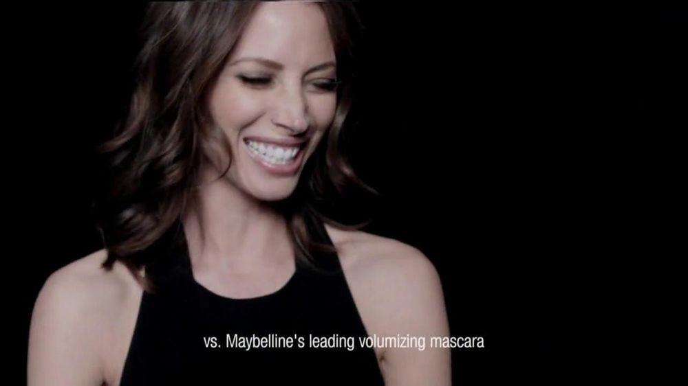 Maybelline Volum Express Mega Plush Mascara Tv Commercial