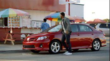 Toyota Corolla TV Spot, 'Food Rating' - Thumbnail 1