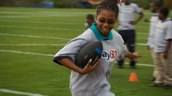 NFL Play 60 TV Spot, 'The Bus' Featuring Calvin Johnson - Thumbnail 9