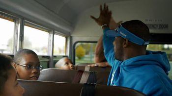 NFL Play 60 TV Spot, 'The Bus' Featuring Calvin Johnson - Thumbnail 5