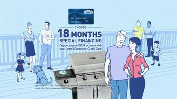 Lowe's Home Improvement TV Spot For Fourth Of July Deals - Thumbnail 9