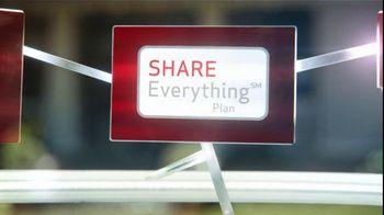 Verizon TV Spot For Share Everything Plan - Thumbnail 10
