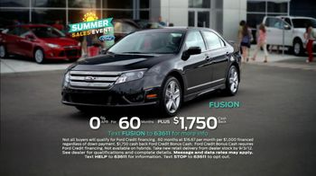 Ford Summer Sales Event TV Spot, 'Fusion Technology' Featuring Mike Rowe - Thumbnail 8