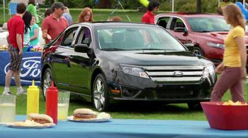 Ford Summer Sales Event TV Spot, 'Fusion Technology' Featuring Mike Rowe - Thumbnail 2