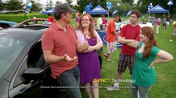 Ford Summer Sales Event TV Spot, 'Fusion Technology' Featuring Mike Rowe - Thumbnail 4