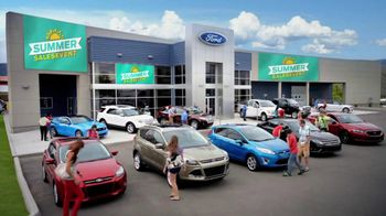 Ford Summer Sales Event TV Spot, 'Fusion Technology' Featuring Mike Rowe - Thumbnail 6