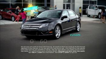 Ford Summer Sales Event TV Spot, 'Fusion Technology' Featuring Mike Rowe - Thumbnail 7